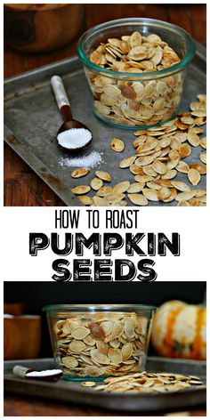 How To Roast Pumpkin Seeds Carving pumpkins? Don't throw away the seeds. Roast them for a healthy snack! How To Roast Pumpkin Seeds Carving pumpkins? Don't throw away the seeds. Roast them for a healthy snack! How To Roast Pumpkin Seeds Carving pumpkins? Easy Pumpkin Seeds, Homemade Pumpkin Seeds, Toasted Pumpkin Seeds, Pumpkin Seed Recipes Baked, Baked Pumpkin, Best Pumpkin Seed Recipe, Healthy Pumpkin, Roast Recipes, Fall Recipes