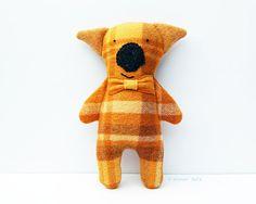 Wombat Toy Australian Animal Wool Wombat Eco by WinterOwls on Etsy