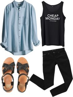"""""""Untitled #277"""" by soulohoe on Polyvore"""
