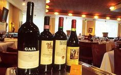 These are the big boys of Italian wines. Antonio Gaja produces some of the best super tuscans out there.