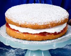 Recette Victoria's sponge cake - Mimi Thorisson