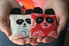 How much do I love these panda sachets? sooooooooooooooo much!