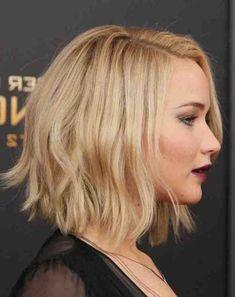 coupe cheveux carré court, Jennifer Lawrence jennifer lawrence bob haircut tutorial