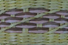 Количество стоячков для рисунка — кратное четырем минус один, что в нашем варианте и имеет место быть. Плетение — самое обычное.