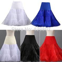 "Adulte 50 s Vintage Swing Petticoat 27 "" Retro jupon Rockabilly Tutu fantaisie jupe livraison gratuite Drop Shipping"
