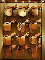 round wall mounted english saddle rack - Google Search