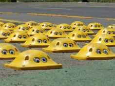 """Eyebombing... """"eyebombing is the act of setting googly eyes on inanimate things in the public space. ultimately the goal is to humanize the streets, and bring sunshine to people passing by."""""""