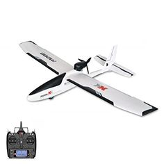 New XK A1200 3D6G 58G FPV 24G 6CH SFHSS EPO RC Airplane Glider RTF By KTOY ** Visit the image link more details.