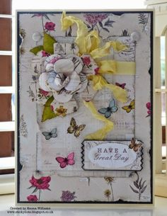 Craftwork Cards Blog: Botanica by Emma Williams