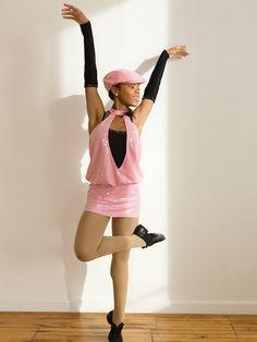 Just Dance - Style 0192 | Revolution Dancewear Jazz/Tap Dance Recital Costume