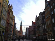 Old down, Gdansk