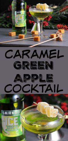 Caramel Green Apple