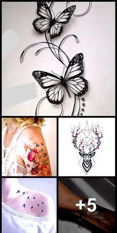 Schmetterlinge – Schmetterlinge – # to … - Damenmode Semicolon Project, Semi Colon, Flying Tattoo, Aquarell Tattoos, Butterflies, Art, Baby Body, Tattoo Art, Small Butterfly Tattoo