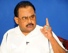 Altaf Hussain: 'political drone' ready to be launched, but didn't have few parts