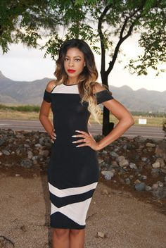 Shay from ALLTHINGSLIM in the Mesh Division Dress (http://www.nastygal.com/by-nasty-gal/mesh-division-dress)