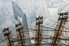 Shanghai tower 632m