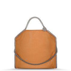 06df406e3161 Stella McCartney - Falabella Shaggy Deer Fold Over Tote Stella Mccartney Bag