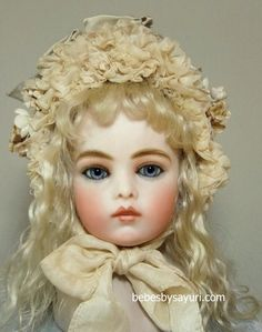 "16 inch Bru Jne 6 repro ""Ready-to-Dress"" doll for sale 
