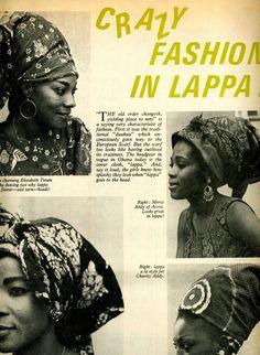 Drum Magazine Ghana 1969