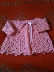Resultado de imagen para baby sweater knitting pattern