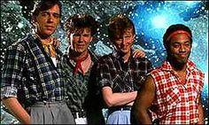 Big Country. Lead singer Stuart Adamson with the lovely voice and great guitar playing - died in US 2001 aged 43.