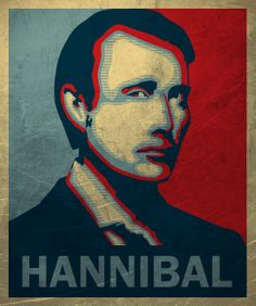 HopePoster - Hannibal by lucaslima01.deviantart.com on @deviantART