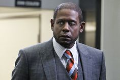 Forest Whitaker, amazing actor...