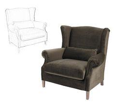 fotel COOK, COMPLET furniture | 143411 | MEBLE.pl  fotel salon
