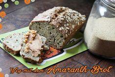 Amaranth-Brot