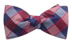 Shoreham Red Bow Tie