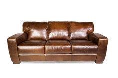 Splendor Leather Sofa U2013 Stash Home