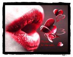 Kiss with Love Paarstinten, Paarse Harten, Pastel Paars, Primaire Kleuren, Hart Afbeeldingen, Paarse Kleuren