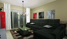 simple ceiling design living room