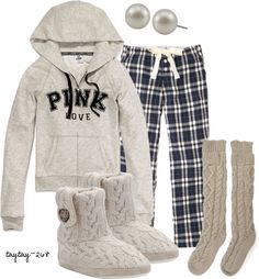 The perfect lazy day outfit for winter <3