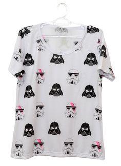 Animale Corrido Dark Side #starwars #darthvader #stormtrooper #davidbowie #musthave