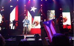 Luis Fonsi llora tras la destrucción en Puerto Rico