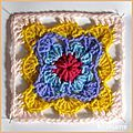 Granny square by simply crochet #23