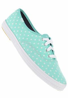 #planetsports KEDS - Ch Ts Paw Dot teal