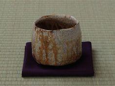 [ANAGAMA Matcha Bowl] AKI no UTAGE (by Hozan Tanii) - JAPANESE GREEN TEA | HIBIKI-AN