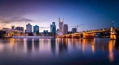 Frankfurt-Main-River-Boat by Hans-Peter Deutsch on 500px