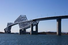 Gate Bridge | The Tokyo Gate Bridge in Japan, built at a cost of JPY113bn ($1.5bn ...