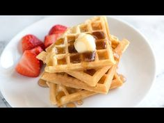 Secrets to the Best Homemade Waffle Recipe