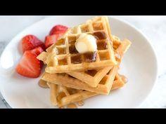 Best Homemade Waffle Recipe   Inspired Taste