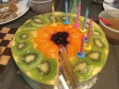 Kiwi Cake , Kiwi Fruit