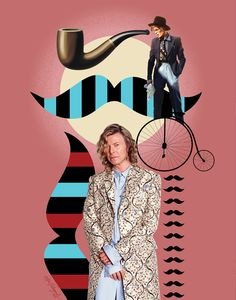 💙⏬❤BOWIE IS BOWIE 🎩⌚