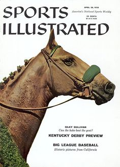 SI's Kentucky Derby Cover 1958