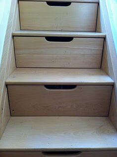 Ordinaire Home Organization: Stairs Doubling As Drawers. Modify Your Stairs So That  Each Step Can Also Hold A Drawer For Extra Storage Of All Your Stuff.