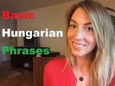 As with any international assignment, learning the language is essential to living and coping in your new surroundings. While the Hungarian language is compl. Budapest Holidays, Hungarian Recipes, Hungarian Food, Danube River Cruise, Hungary Travel, Central Europe, Budapest Hungary, Language, People