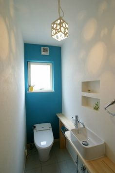 Find the best bathroom designs ideas, designs & inspiration to match your style. Browse through images of bathroom decor & colours to create your home Toilet Room Decor, Small Toilet Room, Guest Toilet, Narrow Bathroom, Downstairs Bathroom, Laundry In Bathroom, Best Bathroom Designs, Bathroom Design Small, Bathroom Ideas