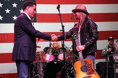 Mitt Romney & Kid Rock   Billboard